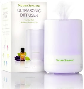 Nature's Sunshine ultrasonic diffuser