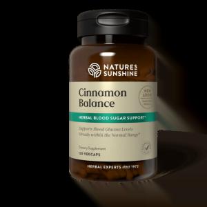 Nature's Sunshine Cinnamon Balance