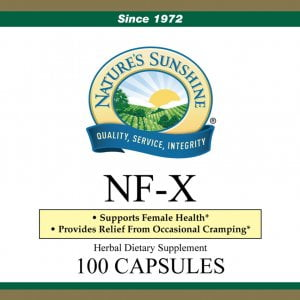 Nature's Sunshine nf-x label