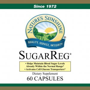 SugarReg by Nature's Sunshine