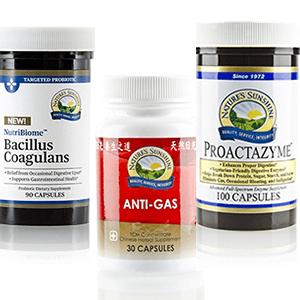 Natures Sunshine Digestive System Pack