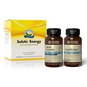 Nature's Sunshine Mens Health Kit