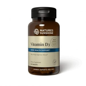 Nature's Sunshine Vitamin D3