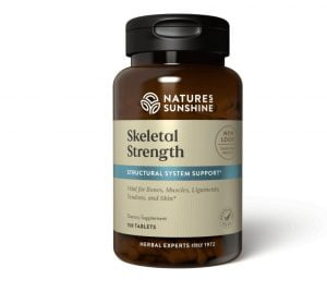 Nature's Sunshine Skeletal Strength