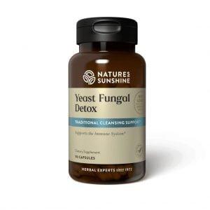 Nature's Sunshine Yeast Fungal Detox